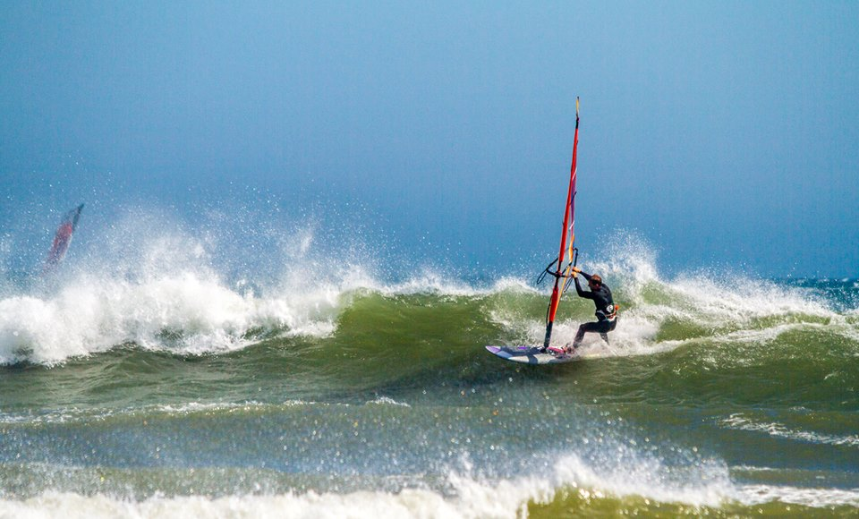 Adam Hardacre Windsurfing Testimonial Rhodes Ireland Baja, PSC Mauritius