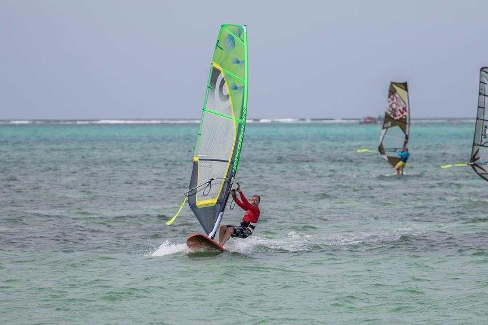 Huw Griffiths Windsurfing Testimonial Tobago