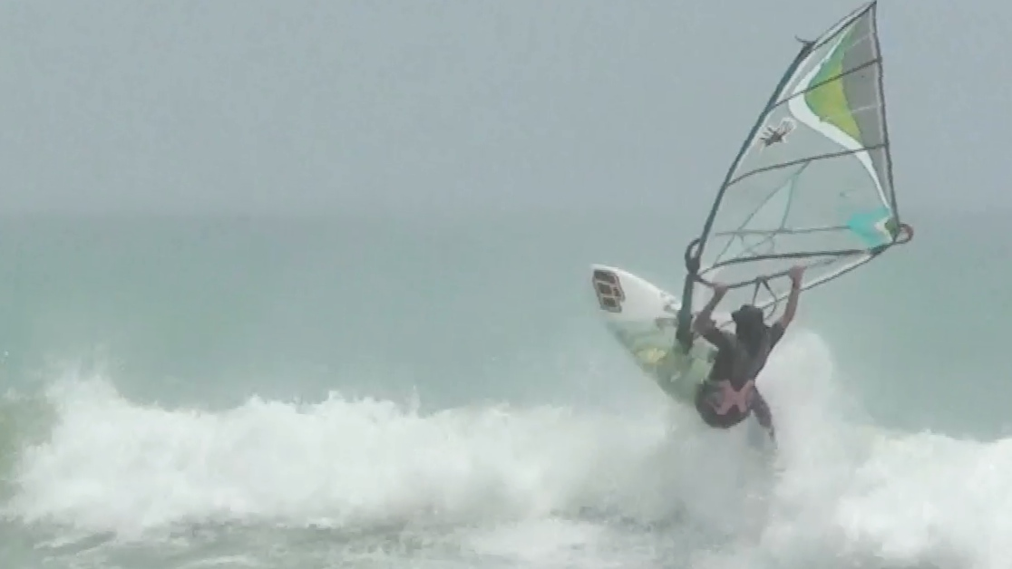 Mario Gozetti Windsurfing Testimonial Rhodes Ireland Morocco Baja PSC