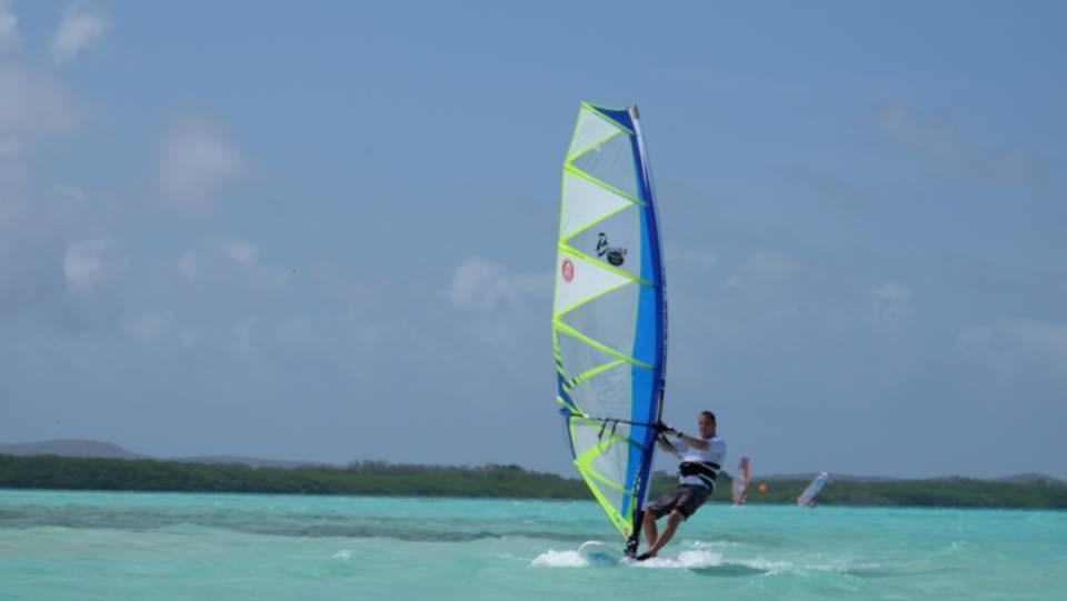 Bjoern Brauel Windsurfing Testimonial Rhodes Tobago