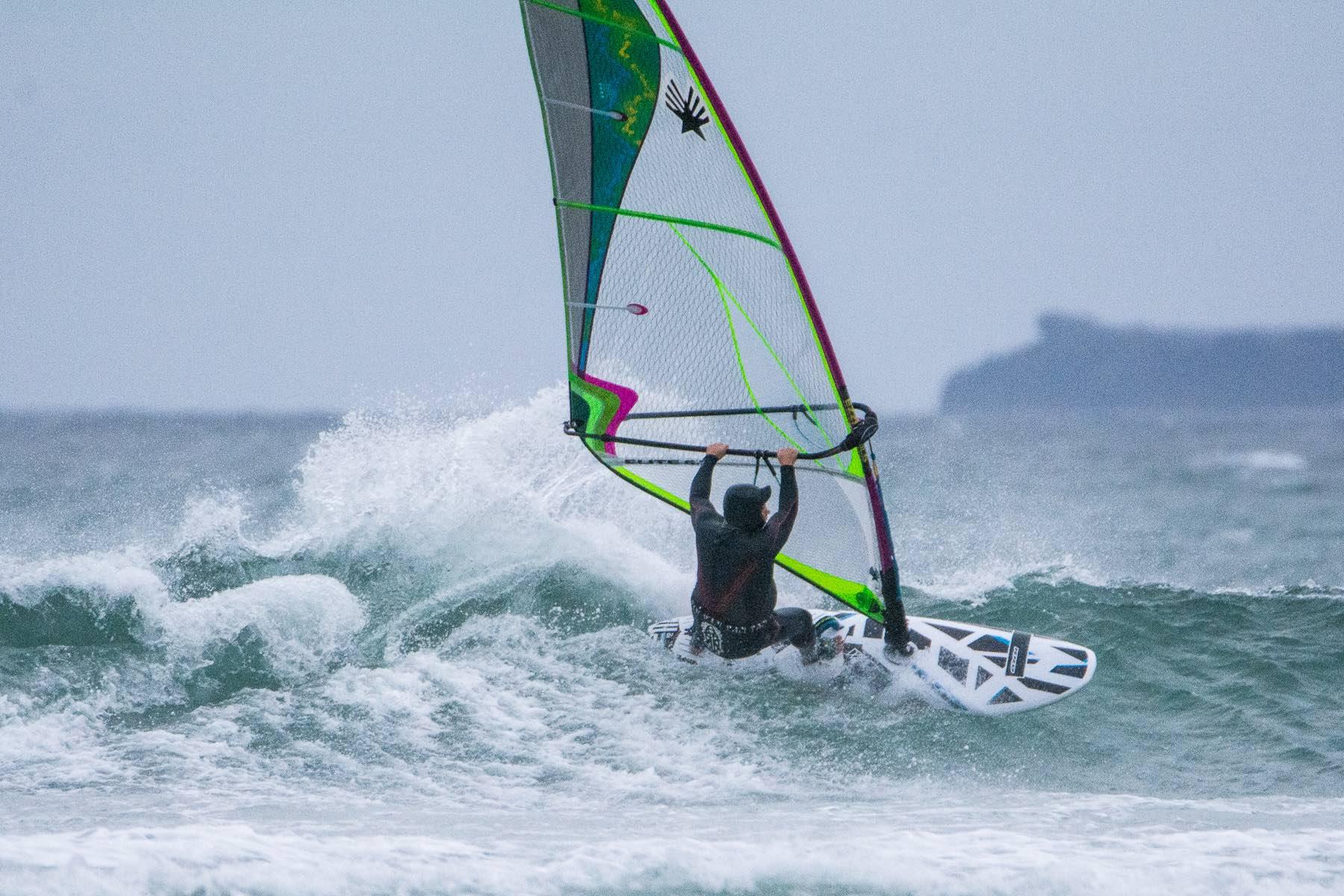 Gijs van Ierssel Windsurfing Testimonial Rhodes Ireland Morocco