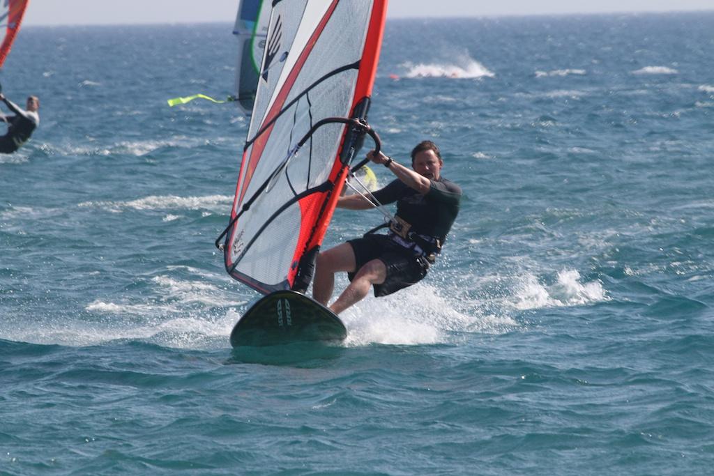 Tim Kenefick Windsurfing Testimonial Rhodes
