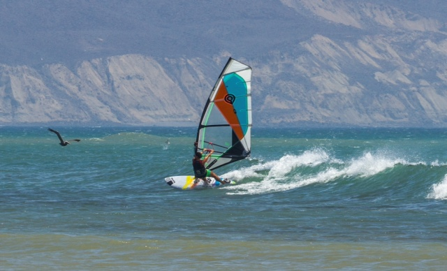 Patricia Windsurfing Testimonial Rhodes Brazil Baja / PSC