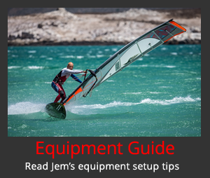 Windsurfing Equipment Guide